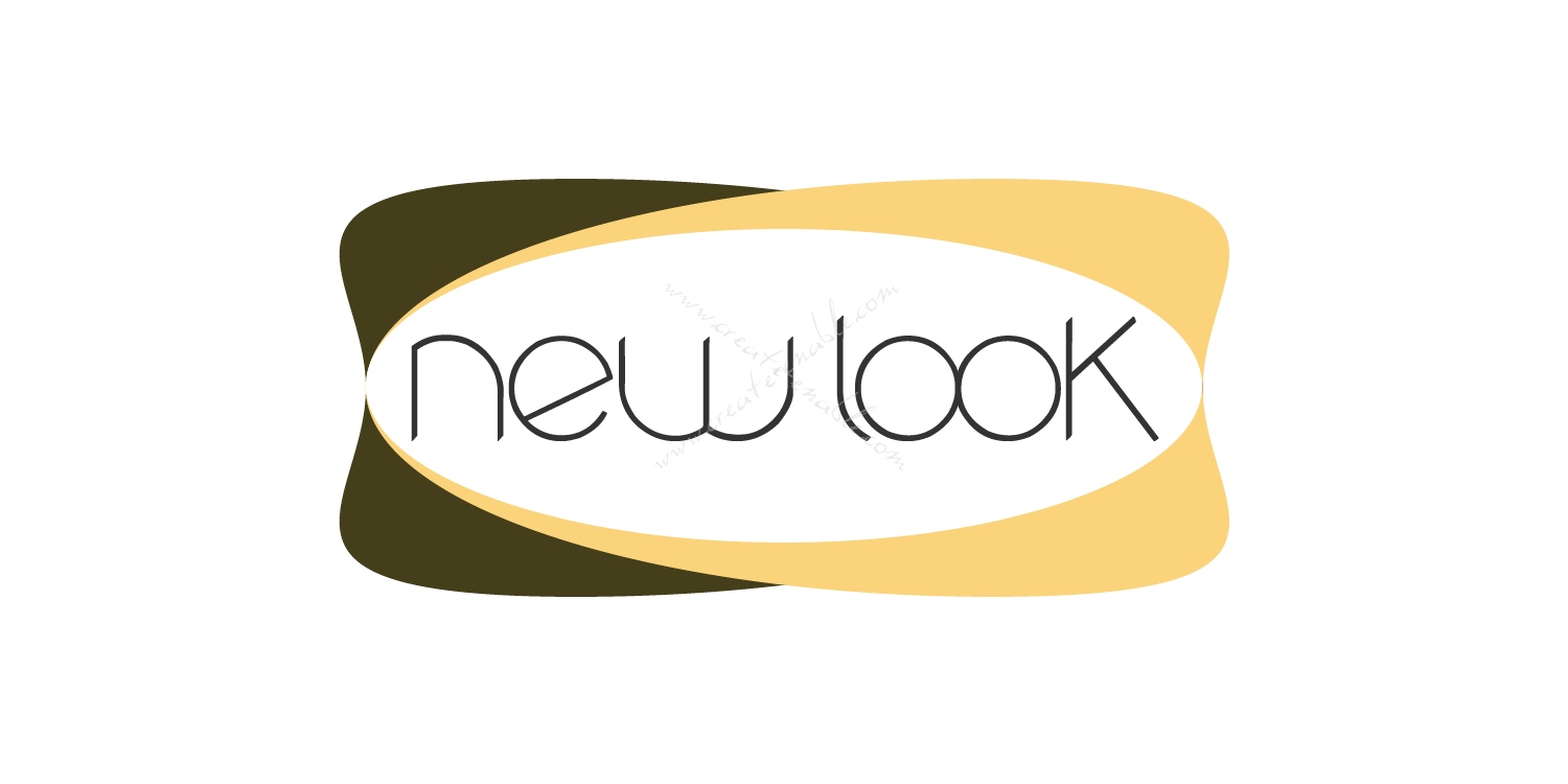New Look brand and logo concept by create/enable version 3