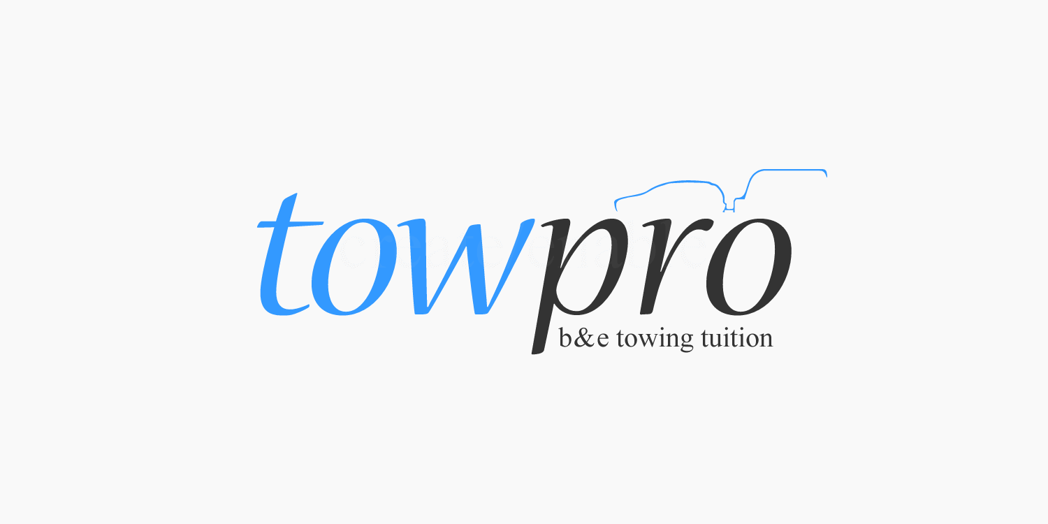 Towpro logo design and branding by create/enable